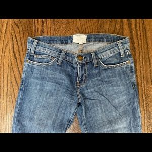 Current/Elliott Jeans - Current/Elliott The Low Bell Jeans
